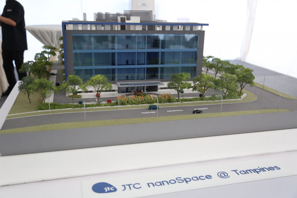Jtc nanospace tampines cubic space for Cubi spaceo